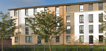 2 Bedroom flat for sale in ritz place, Oatlands New Gorbals offers over £1,35000